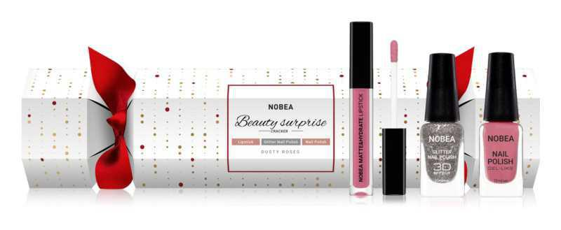 NOBEA Beauty Surprise Christmas Cracker Nude