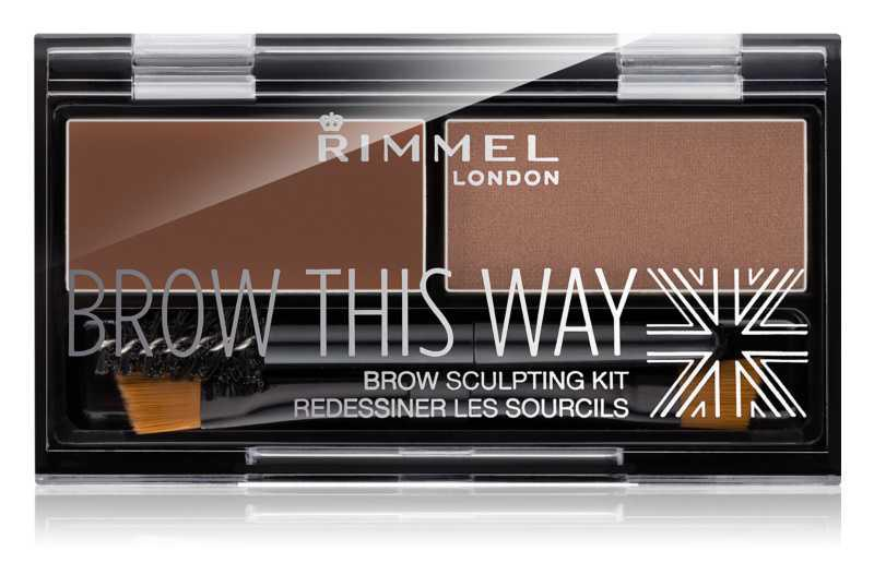 Rimmel Brow This Way eyebrows