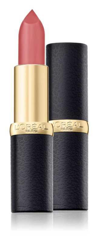L'Oréal Paris Color Riche Matte