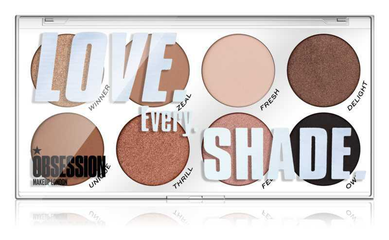 Makeup Obsession Love Every Shade