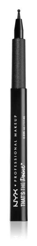 NYX Professional Makeup That's The Point makeup