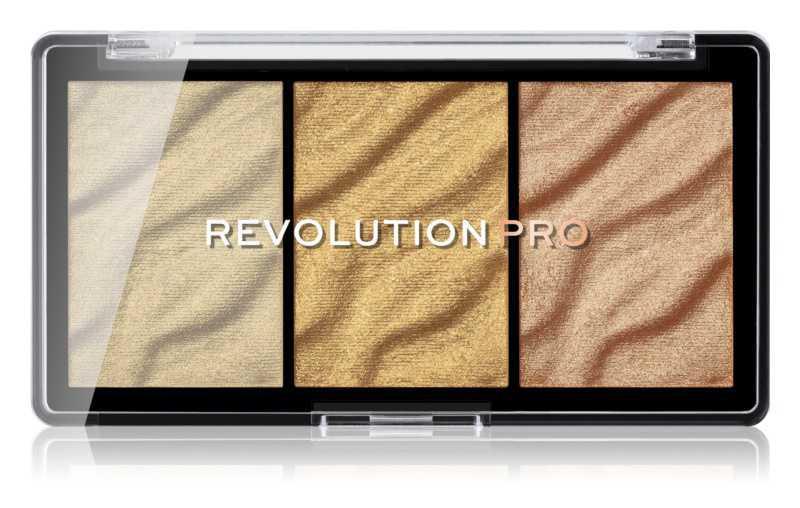 Revolution PRO Supreme makeup palettes