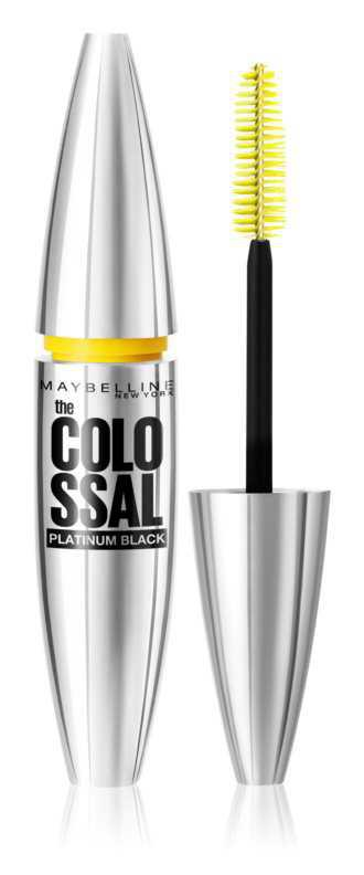 Maybelline The Colossal Platinum