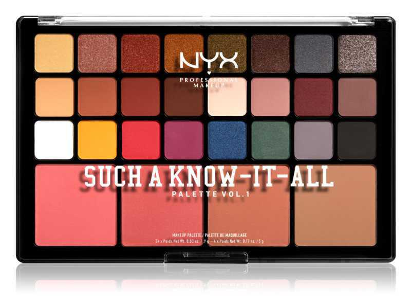 NYX Professional Makeup Such A Know-It-All