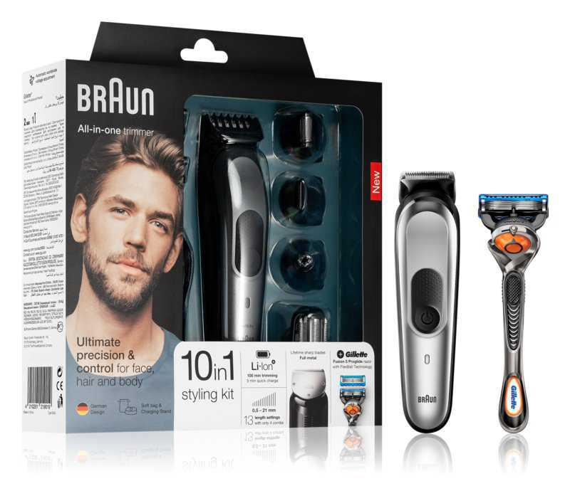 Braun Multi Groomer MGK7021