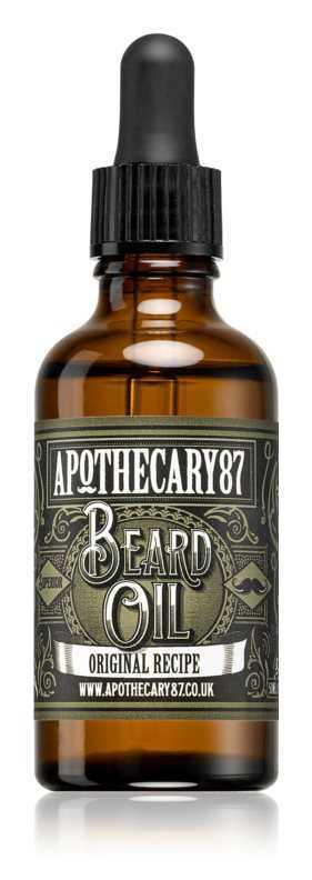Apothecary 87 Original Recipe