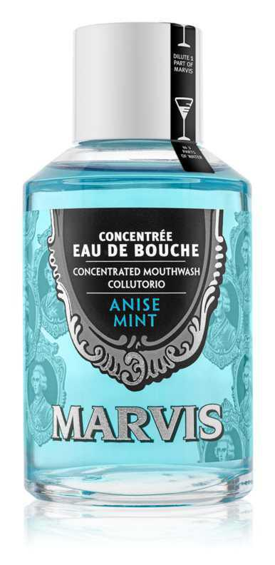 Marvis Anise Mint