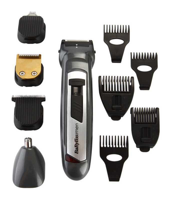 BaByliss For Men Multi 10 Titanium beard care