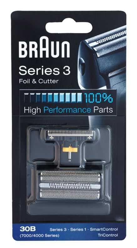 Braun Series 3  30B CombiPack Foil & Cutter