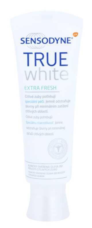 Sensodyne True White Extra Fresh