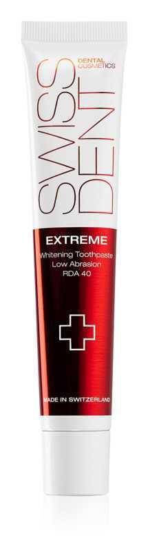 Swissdent Extreme teeth whitening