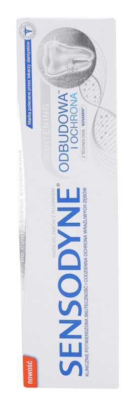 Sensodyne Repair & Protect Whitening teeth whitening