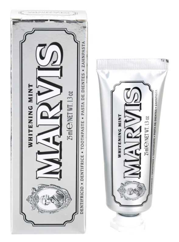 Marvis Whitening Mint teeth whitening