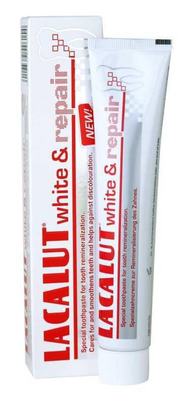 Lacalut White & Repair teeth whitening