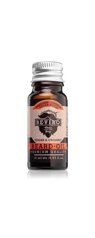 Beviro Men's Only Grapefruit, Cinnamon, Cedar Wood
