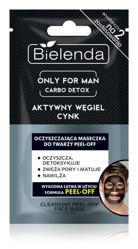 Bielenda Only for Men Carbo Detox