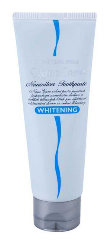 White Pearl NanoCare Whitening