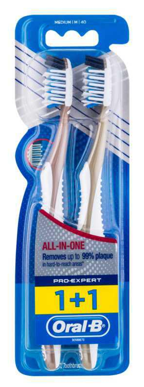 Oral B Pro-Expert CrossAction All In One