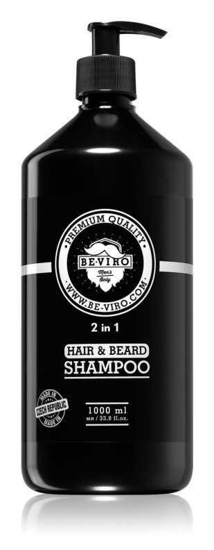 Beviro Men's Only Hair & Beard Shampoo