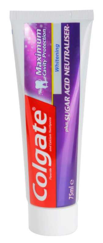 Colgate Maximum Cavity Protection Plus Sugar Acid Neutraliser