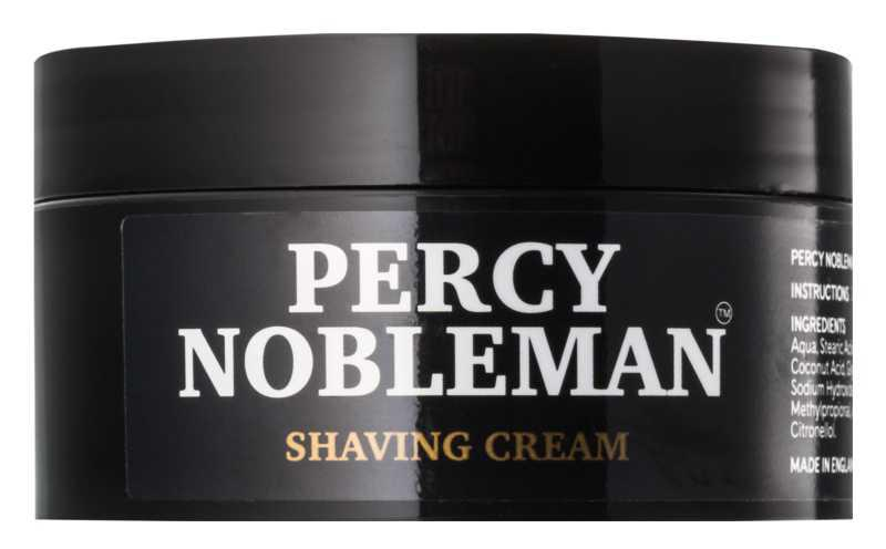 Percy Nobleman Shave
