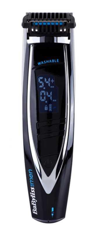 BaByliss For Men Digital Control E876E
