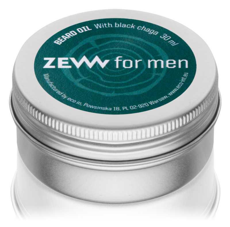 Zew For Men beard care