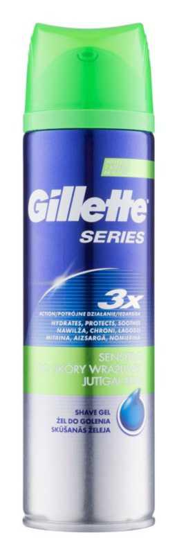 Gillette Series Sensitive