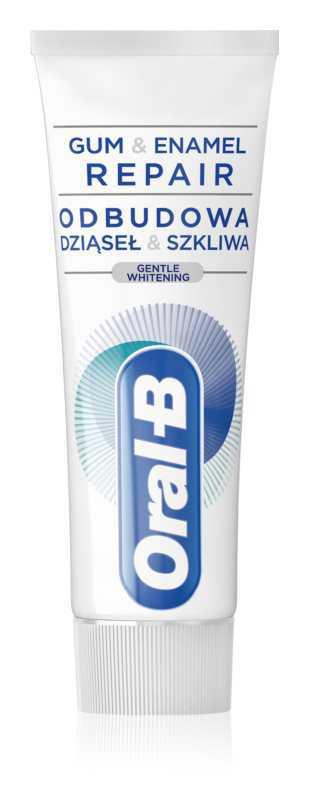 Oral B Gum & Enamel Repair Gentle Whitening