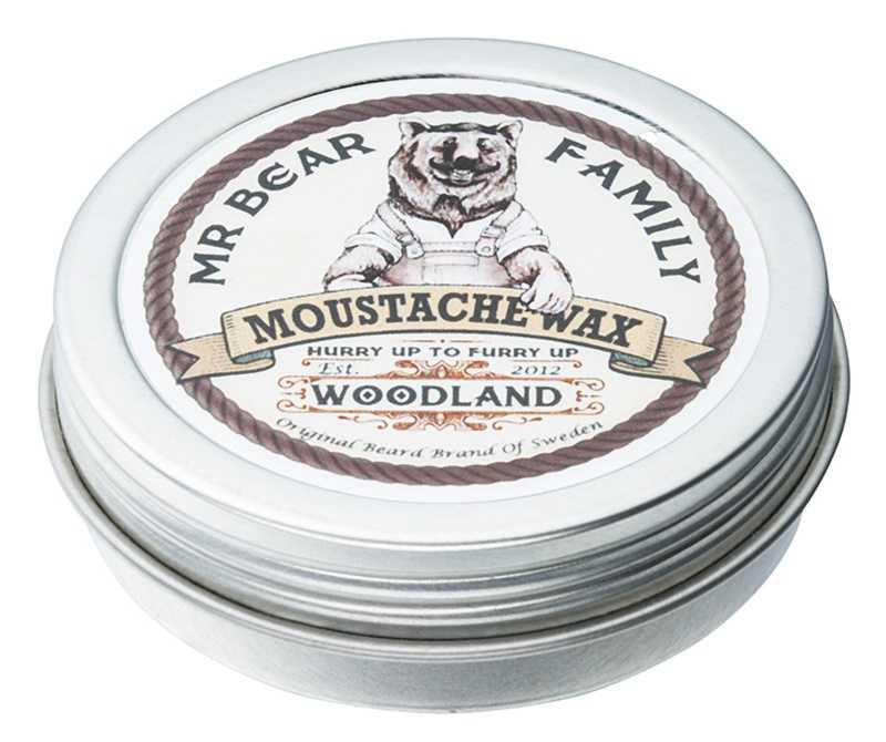 Mr Bear Family Woodland