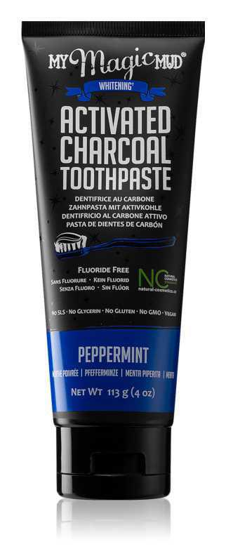My Magic Mud Activated Charcoal teeth whitening