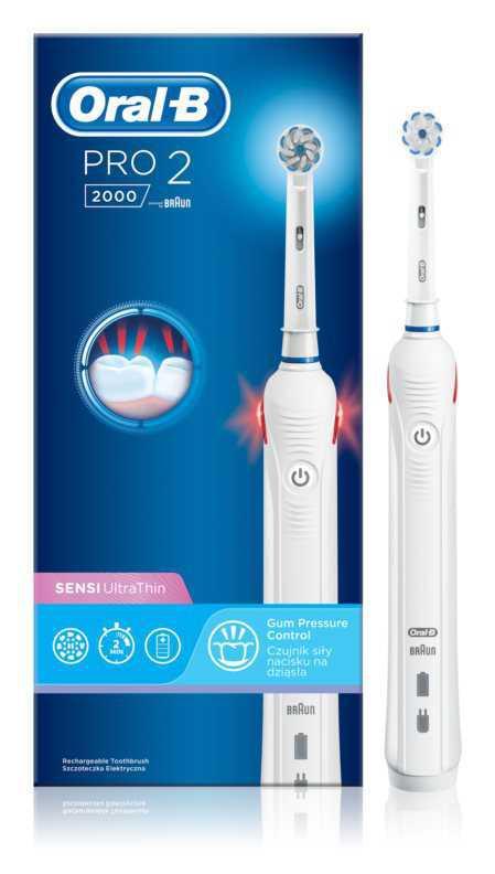 Oral B PRO 2 2000 Sensi UltraThin D501.513.2