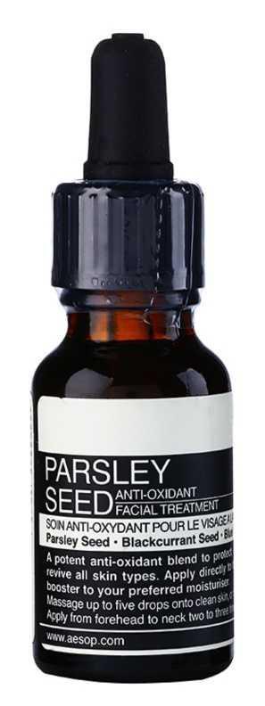Aēsop Skin Parsley Seed
