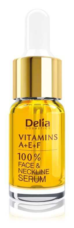 Delia Cosmetics Professional Face Care Vitamins A+E+F