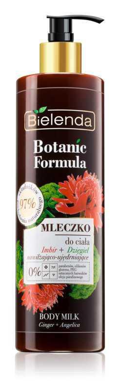 Bielenda Botanic Formula Ginger + Angelica