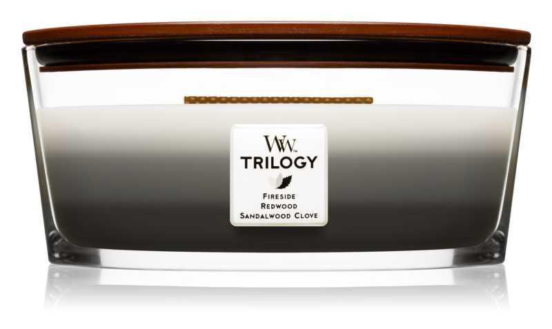 Woodwick Trilogy Warm Woods