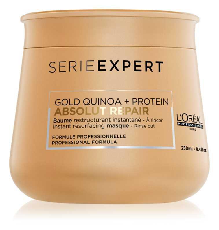 L'Oréal Professionnel Serie Expert Absolut Repair Gold Quinoa + Protein hair