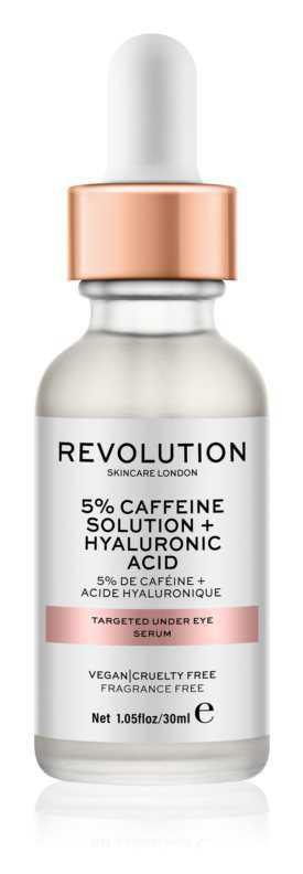 Revolution Skincare 5% Caffeine solution + Hyaluronic Acid