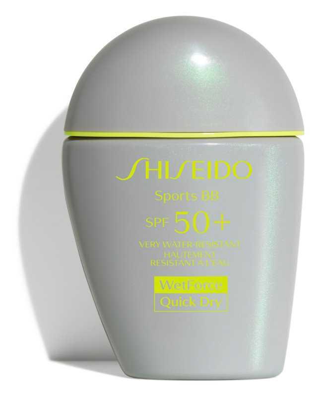 Shiseido Sun Care Sports BB