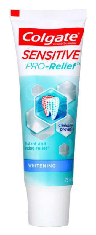 Colgate Sensitive Pro Relief + Whitening