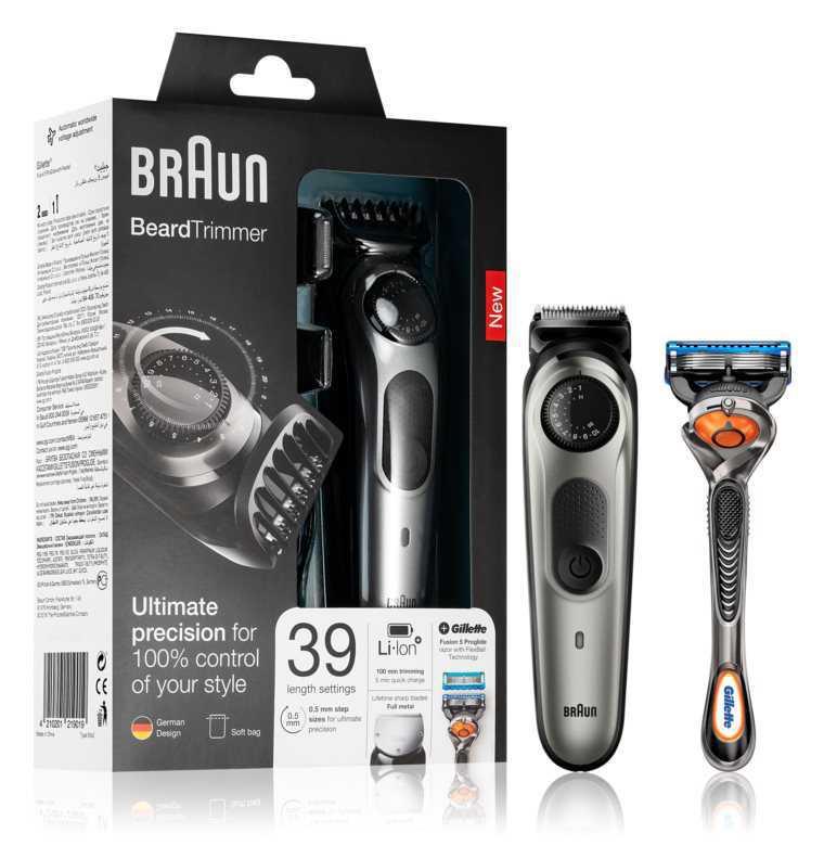 Braun Beard Trimmer BT7020
