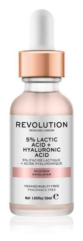Revolution Skincare 5% Lactic Acid + Hyaluronic Acid
