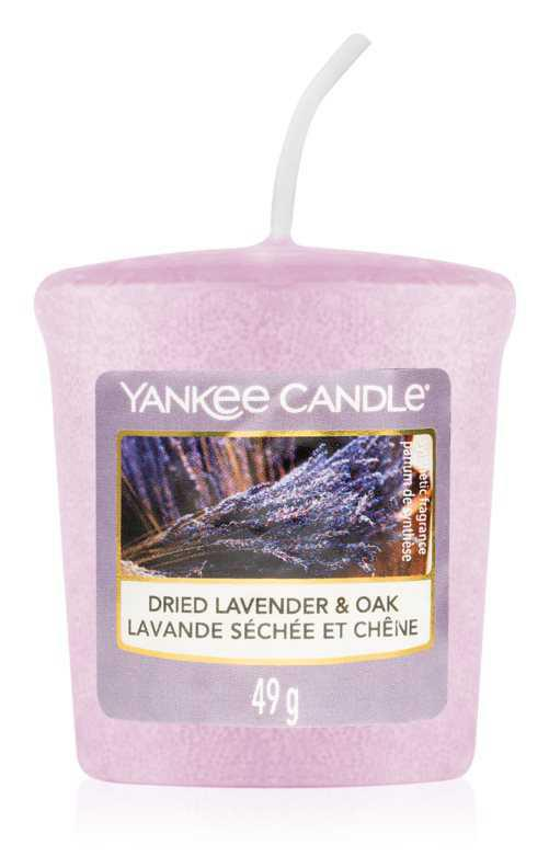 Yankee Candle Dried Lavender & Oak