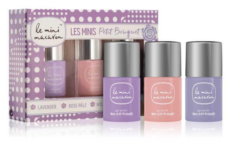 Le Mini Macaron Les Minis Petit Bouquet