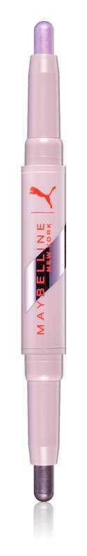 Maybelline Puma x Maybelline Matte + Metallic Eye Duo Stick