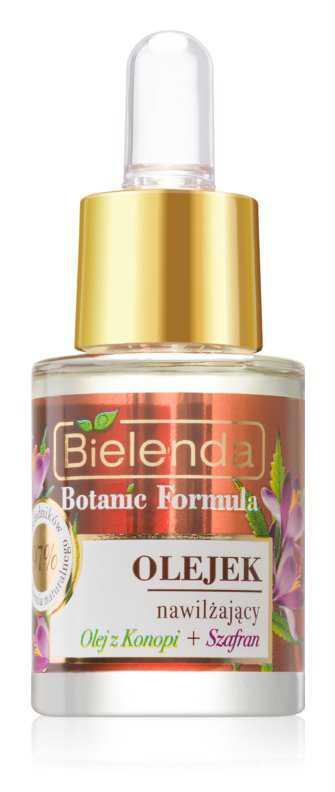 Bielenda Botanic Formula Hemp + Saffron
