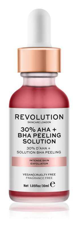 Revolution Skincare 30% AHA + BHA Peeling Solution