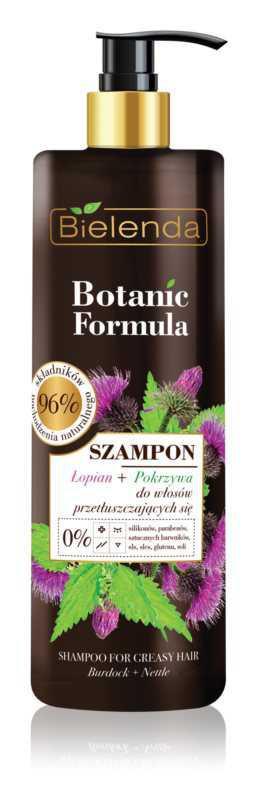 Bielenda Botanic Formula Burdock + Nettle