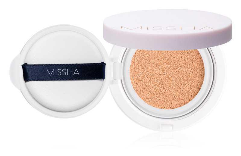 Missha Magic Cushion foundation