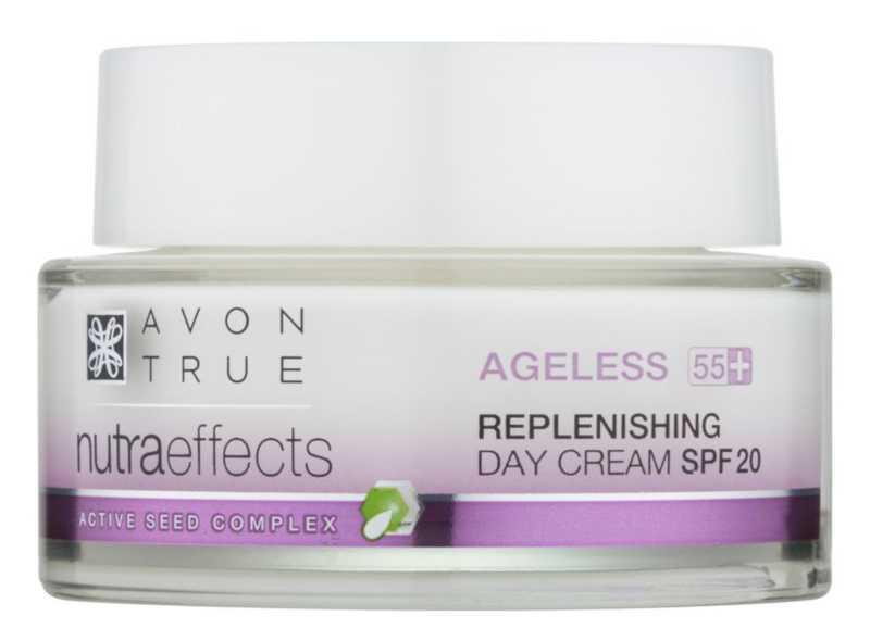 Avon True NutraEffects facial skin care